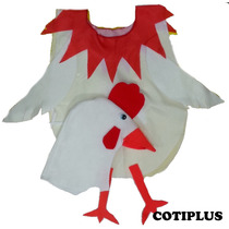 Disfraz Gallo Animal Animalito