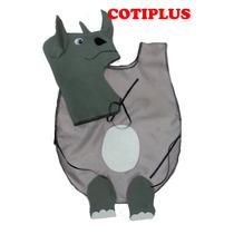 Disfraz Rinoceronte Animal Animalito