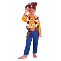 Disfraz Toy Story Woody Juguetería El Pehuén