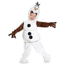 Disfraz Olaf Frozen Disney Store Original Usa