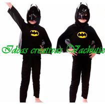 Disfraz De Batman Para Niños Económico