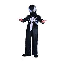 Disfraz Hombre Araña Negro New Toys Nuevo Original