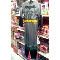 Disfraz Batman Artesanal Talle 11 / 12 Años