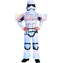 Disfraz Soldado Storm Trooper Star Wars De New Toys
