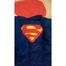 Disfraz Infantil De Superman Con Musculo.