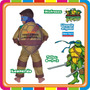 Disfraz De Leonardo - Tortugas Ninjas - Original New Toys