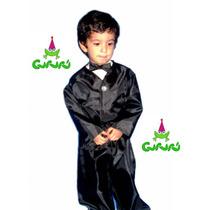 Disfraz Patrio Caballero Talle 10 Completo Coya Acto Escolar