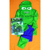Disfraz Hulk Para Niños