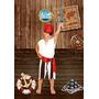 Disfraz De Pirata Para Niños/halloween