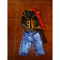 Disfraz De Jake El Pirata!!! Ideal Para El Día Del Niño!!!