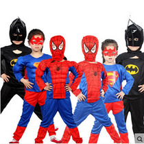 Disfraz Hombre Araña C/musculos+mascara Envio Cap S/c