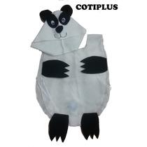 Disfraz Oso Panda Animal Animalito