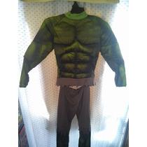 Disfraz De Hulk Avengers Los Vengadores Importados! Miralo!