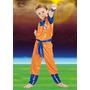 Disfraz Goku Dragon Ball Z Licencia Original Mundo Moda Kids