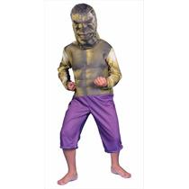 Disfraz De Hulk Avengers Marvel Original New Toys