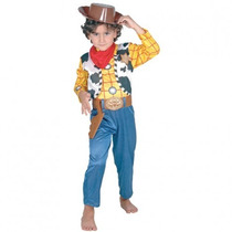 Disfraz Toy Story Woody Talle 2