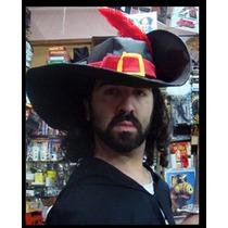 Sombrero De Gato Co Botas, Puss In Boots Shrek, Mosquetero!