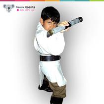 Disfraz De Jedi Star War Para Niños