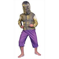 Disfraz Avengers 2 Hulk Licencia Original Marvel New Toy