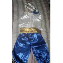 Disfraz De Aladin Talle 1 Y 2 Años