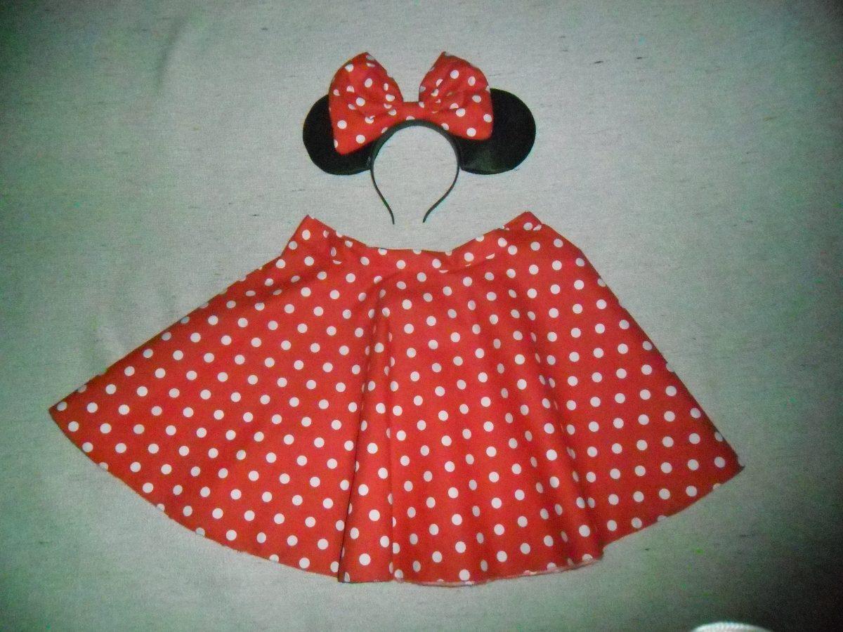 Disfraces adultos de minnie mouse