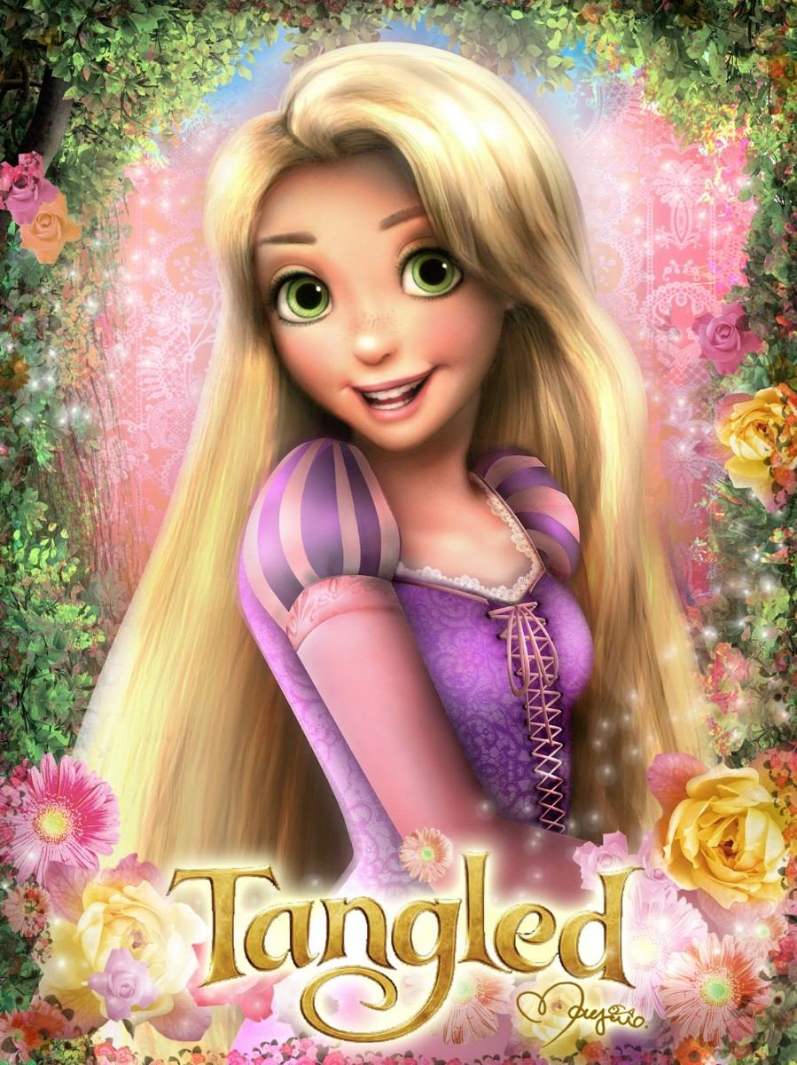 Disfraz De Rapunzel Para Niñas - $ 320,00 en MercadoLibre