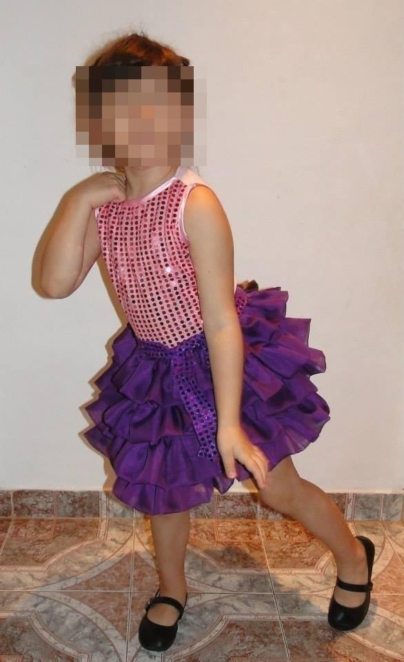 Disfraz, Vestido De Violetta - El Mejor!!!!! - $ 330,00 en