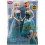 Muñecas Elsa Y Anna Frozen Fever Disney Store Originales Usa