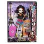 Monster High Skelica Calaveras Scaris Series Original!!!