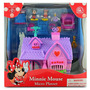 Disney Parks La Casa De Minnie Micro Playset Unica!!