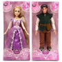 Princesa Rapunzel Y Principe Flynn Disney Store