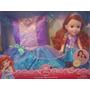 Mi Primer Princesa Disney Con Disfraz - Modelo Ariel