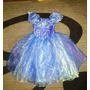 Disney Parks Vestido Exclusivo De La Pelicula Cenicienta!!!