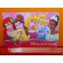 Disney Parks Princesas Tarjetas De Princesas!!!