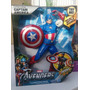 Marvel Avengers Capitan America 12 Pulgadas Electronico!!!