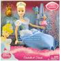 Muñeca Cenicienta Con Sus Amigos Disney Mattel