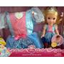 Mi Primer Princesa Disney Con Disfraz - Modelo Cenicienta