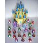 Cenicienta, Hada, Catillo Y Cupcakes, Disney Princesas