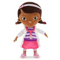 Muñeca Doctora Juguetes De Peluche. Disney Store Original