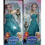 Muñeca Elsa De La Pelicula Fozen De 29 Cmts.