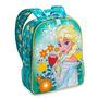 Mochila Frozen Elsa Y Anna Reversible Disney