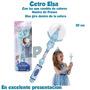 Cetro Varita Con Luz Y Música De Elsa Frozen 25 Cm Muñeca