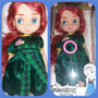 Muñeca Merida ( Valiente ) Disney Beauty Tipo Animator Goma