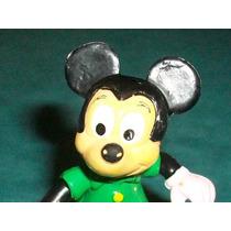 Disney Mickey Coleccion Muñeco Muñequito Juguete Goma