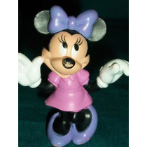 Disney Minnie No Mickey Muñeco Juguete Coleccion Original