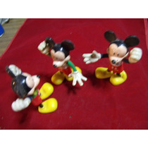 Mickey Mouse 2 Muñecos Serie Olimpiadas 2000 Mc Donalds