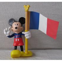 Mickey Olimpiadas Bandera Francia - 2000