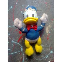 Mc Donalds - Donald #2 - Cabeza Goma / Cuerpo Tela