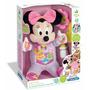 Baby Minnie Peluche Mi Primer Muñeca Con Sonidos Interactiva