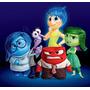 Disney Pixar Inside Out - Alegria, Miedo, Ira,tristeza
